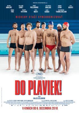 Le Grand Bain - Poster - Slovakia