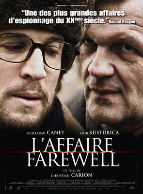 L'affaire Farewell - Poster - France