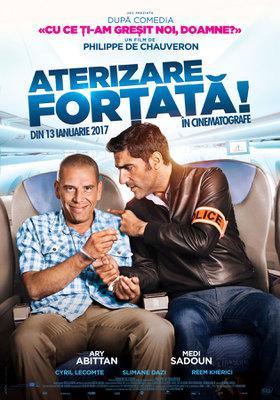 Débarquement immédiat ! - Poster - Roumanie