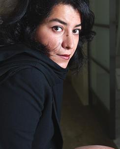 Marjane Satrapi (マルジャン・サトラピ)