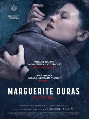 Marguerite Duras. París, 1944 - Poster - Spain