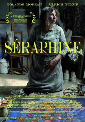 Séraphine - Affiche USA