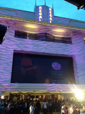 La Belle et la Bête au 1er Festival International de Colombo