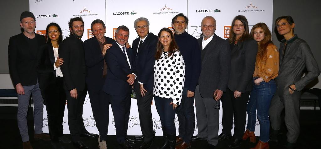 Balance de la 24ª edición de los Rendez Vous con el Cine Fancés en Nueva York