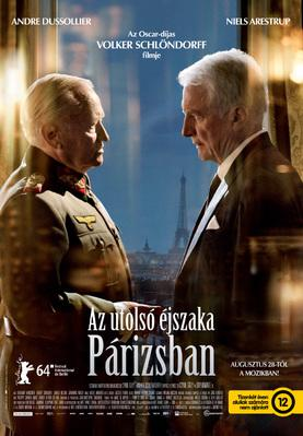 Diplomatie - © Poster - Hungary