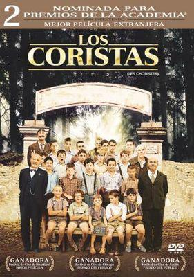 Les Choristes - Poster DVD Argentine