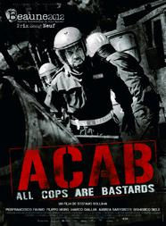 ACAB (All Cops are Bastards)