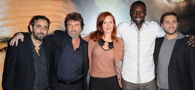 BO Films français à l'étranger - semaine du  3 au 9 août 2012.