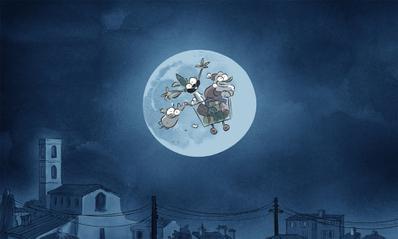 Le Grand Méchant Renard et autres contes - © FOLIVARI / PANIQUE! / STUDIOCANAL / RTBF / VOO / BE TV