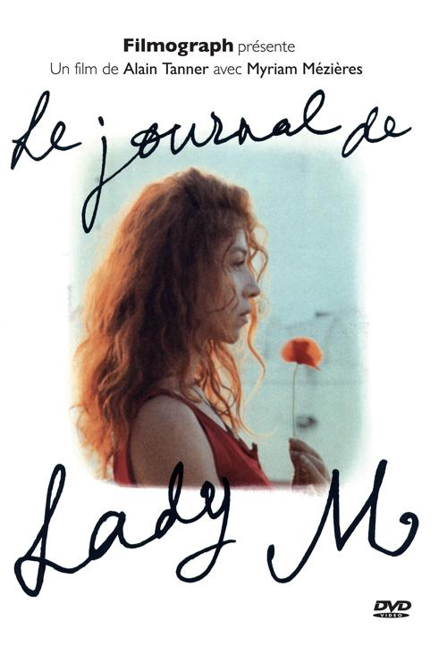 Le Journal de Lady M. - Jaquette DVD France