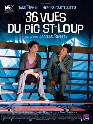 36 vues du Pic Saint-Loup - Poster - France