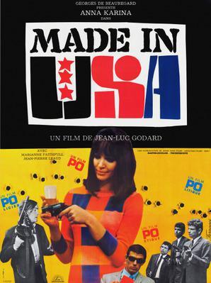 メイド・イン・U.S.A. - Poster France