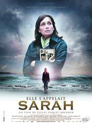 Elle s'appelait Sarah - Poster - France
