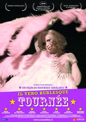 Tournée / さすらいの女神(ディーバ)たち - Affiche Italie