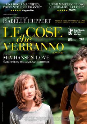 L'Avenir - Poster - Italy