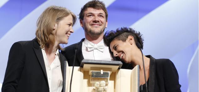 Le cinéma français récompensé au 67e Festival de Cannes - © MaxPpp/Ian Langsdon