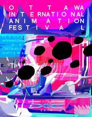 Festival Internacional de Animación de Ottawa - 2014