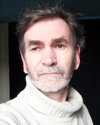 Michel Boettcher - Portrait du réalisateur - © Autoportrait