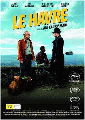 The Havre - Poster - Australie