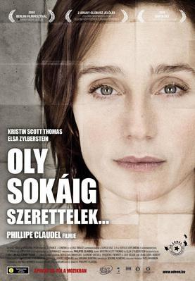 I've Loved You So Long - Poster Bulgarie