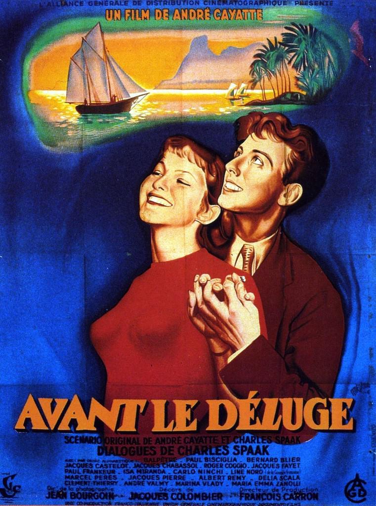 Festival Internacional de Cine de Cannes - 1954