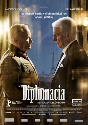 Diplomatie - Poster - Slovakia