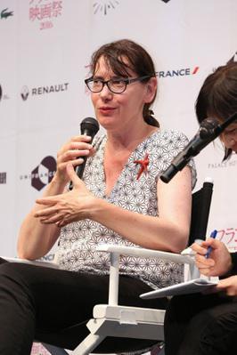 Balance del 24º Festival de Cine Francés del Japón - Lucile Hadzihalilovic