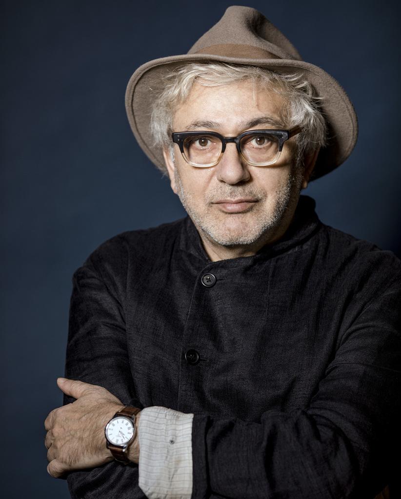 Elia Suleiman - © Philippe Quaisse / UniFrance