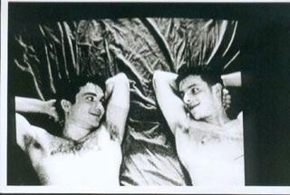 Paulo et son frère