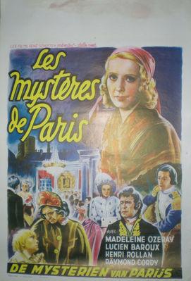 Les Mystères de Paris - Belgium
