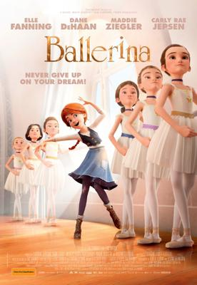 Ballerina - Poster - Australie