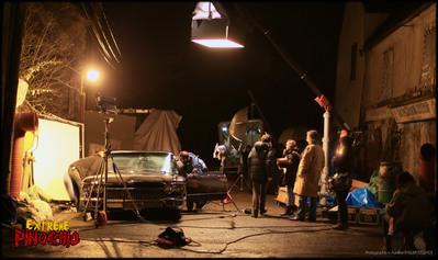 Extreme Pinocchio -  Dans la Cadillac