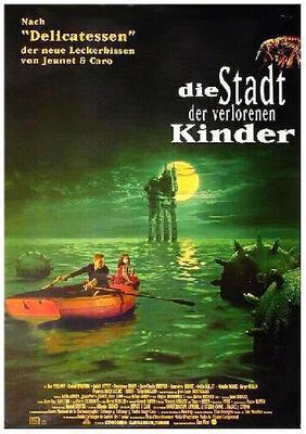La Ciudad de los niños perdidos - Poster - Allemagne
