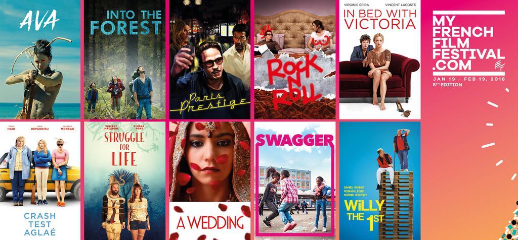GLASALO 50.000 GLEDATELJA: 'My French Film Festival' odabrao pobjednike