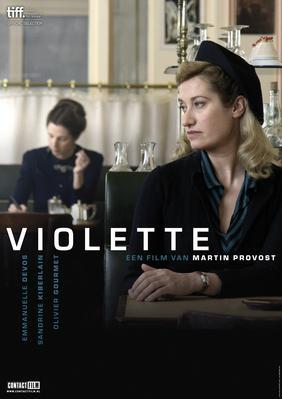 Violette - Poster - The Netherlands