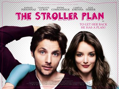 The Stroller Plan - Poster - The United Kingdom