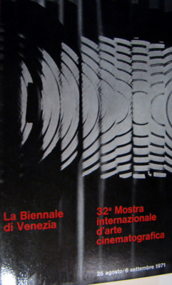 Mostra Internationale de Cinéma de Venise - 1971