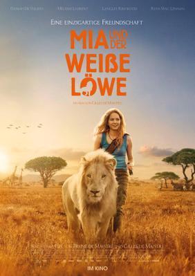 Mia et le lion blanc - Poster - Germany