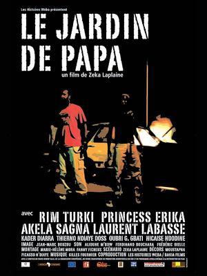 Jardin de papa (Le) / 仮題:パパの庭