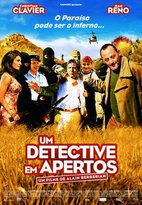 The Corsican File - Poster Brésil