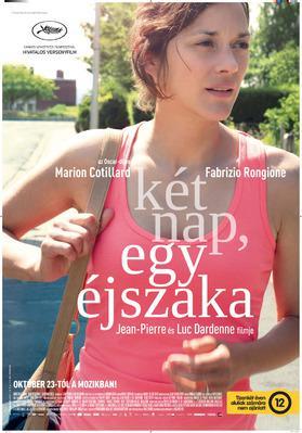Deux jours, une nuit - © Poster - Hungary