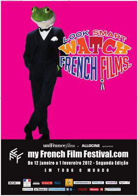 Official trailer : MyFrenchFilmFestival (2012) - Poster MyFrenchFilmFestival 2012 - PT