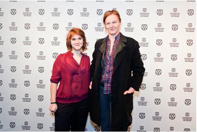 Festival Internacional de Cine de Rotterdam - 2012 - © Nichon Glerum