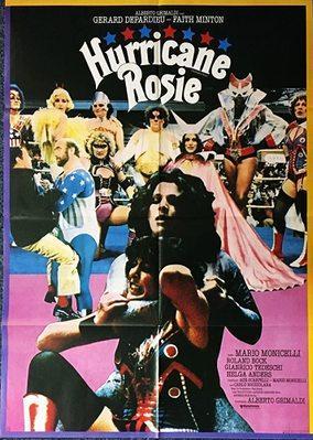 Rosy la Bourrasque - USA