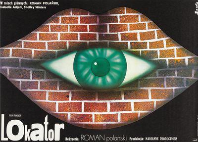 テナント/恐怖を借りた男 - © Poster Pologne