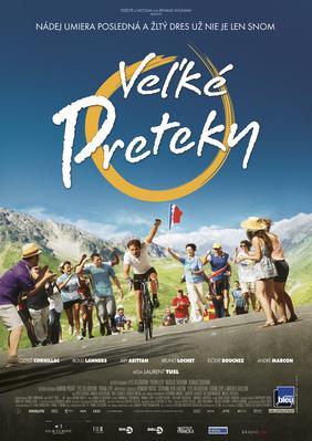 La Grande Boucle - Poster - Slovakia