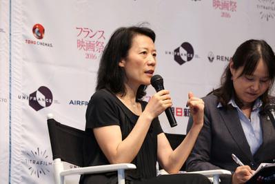 Bilan du 24e Festival du Film Français au Japon - Ounie Lecomte