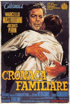 Crónica familiar - Poster Italie