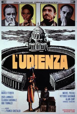 The Audience - Poster Italie