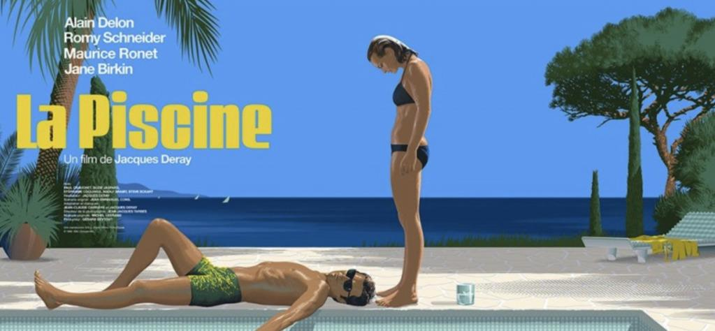 """$200,000 already tallied at the US box office for the re-release of """"La Piscine"""""""